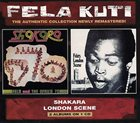 FELA KUTI Shakara / London Scene album cover