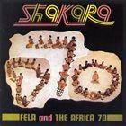 FELA KUTI Shakara album cover