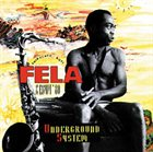 FELA KUTI Underground System album cover