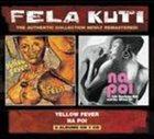 FELA KUTI Yellow Fever / Na Poi album cover