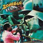 FELA KUTI Zombie Album Cover