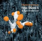 FÉLIX STÜSSI Hieronymus album cover