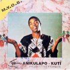 FEMI KUTI M.Y.O.B. album cover