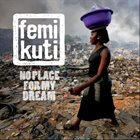 FEMI KUTI No Place for My Dream album cover