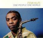 FEMI KUTI One People One World album cover