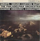 FERDE GROFÉ Grand Canyon Suite album cover