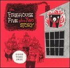 FIREHOUSE FIVE PLUS TWO The Firehouse Five Plus Two Story album cover