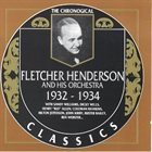 FLETCHER HENDERSON 1932-1934 album cover