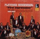 FLETCHER HENDERSON First Impressions (1924-1931) album cover