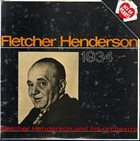 FLETCHER HENDERSON Fletcher Henderson 1934 album cover