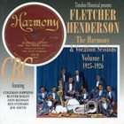 FLETCHER HENDERSON The Harmony & Vocalion Sessions album cover