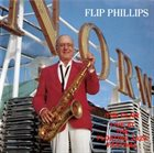 FLIP PHILLIPS Claw-Live At The 1986 Floating Jazz Festival album cover