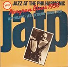 FLIP PHILLIPS Jazz At The Philharmonic - Norgran Blues 1950 album cover