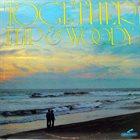 FLIP PHILLIPS Together Flip & Woody album cover