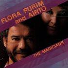 FLORA PURIM Flora Purim And Airto : The Magicians album cover