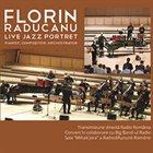 FLORIN RADUCANU Live Jazz Portret album cover