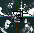 FOCUS Hocus Pocus Box album cover