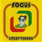 FOCUS Live At The BBC album cover