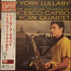 FRANCESCO CAFISO New York Lullaby album cover
