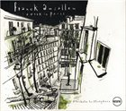 FRANCK AMSALLEM A Week in Paris (a tribute to Strayhorn) album cover