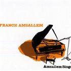 FRANCK AMSALLEM Amsallem Sings album cover