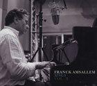 FRANCK AMSALLEM Franck Amsallem Sings Vol. II album cover