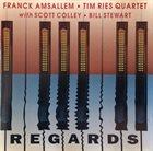 FRANCK AMSALLEM Franck Amsallem / Tim Ries : Regards album cover