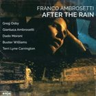 FRANCO AMBROSETTI After The Rain album cover