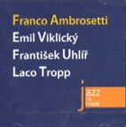 FRANCO AMBROSETTI Jazz At Prague Castle album cover
