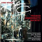 FRANCO AMBROSETTI Long Waves album cover