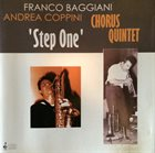 FRANCO BAGGIANI Franco Baggiani & Andrea Coppini : Step One album cover