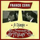 FRANCO CERRI A Django - En souvenir de Milan album cover