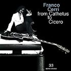 FRANCO CERRI From Cathetus to Cicero album cover