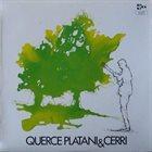 FRANCO CERRI Querce Platani E Cerri album cover
