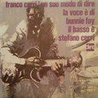 FRANCO CERRI Un suo modo di dire album cover