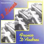 FRANCO D'ANDREA 3 Lines album cover