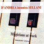 FRANCO D'ANDREA D'Andrea Incontra Sellani : Magicians At Work 2 album cover