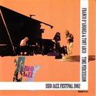 FRANCO D'ANDREA Franco D'Andrea & Tony Arco Time Percussion : Iseo Jazz Festival 2002 album cover