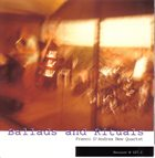FRANCO D'ANDREA Franco D'Andrea New Quartet : Ballads And Rituals album cover