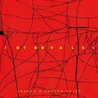 FRANCO D'ANDREA Franco D'Andrea Octet : Intervals 1 album cover