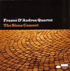 FRANCO D'ANDREA Franco D'Andrea Quartet : The Siena Concert album cover
