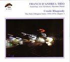 FRANCO D'ANDREA Franco D'Andrea Trio : Creole Rhapsody (The Duke Ellington Suites (1931-1974) Chapter 1) album cover