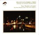 FRANCO D'ANDREA Franco D'Andrea Trio : New World A-Comin' (The Duke Ellington Suites (1931-1974) Chapter 2) album cover
