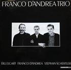 FRANCO D'ANDREA Franco D'Andrea Trio (aka Chromatic Phrygian) album cover