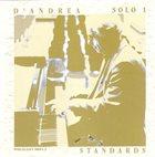 FRANCO D'ANDREA Solo 1 - Standards album cover