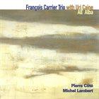 FRANÇOIS CARRIER All' Alba album cover