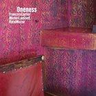 FRANÇOIS CARRIER Oneness album cover