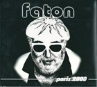 FRANÇOIS FATON CAHEN Faton : Paris 2000 (aka The World Of Faton ‎: Colibri) album cover