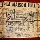 FRANÇOIS TUSQUES La Maison Fille Du Soleil album cover