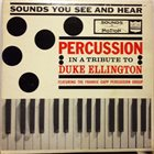 FRANK CAPP In A Tribute To Duke Ellington album cover